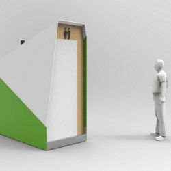 toilettes seches design