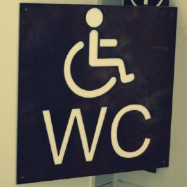 Lovely Toilettes Sèches signalétiques pour wc publics
