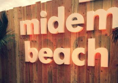 MIDEM – Palais des Festivals à Cannes