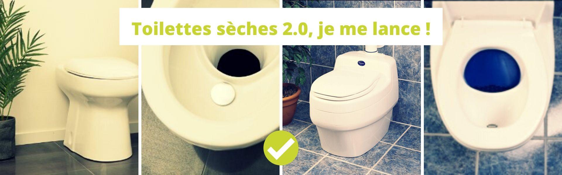Toilettes Sèches En Appartement installer des toilettes sèches à la maison (et ne pas le