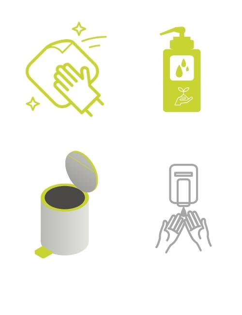 pictogrammes entretien wc ecologiques