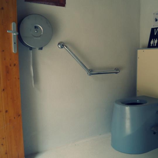 toilettes sèches pmr