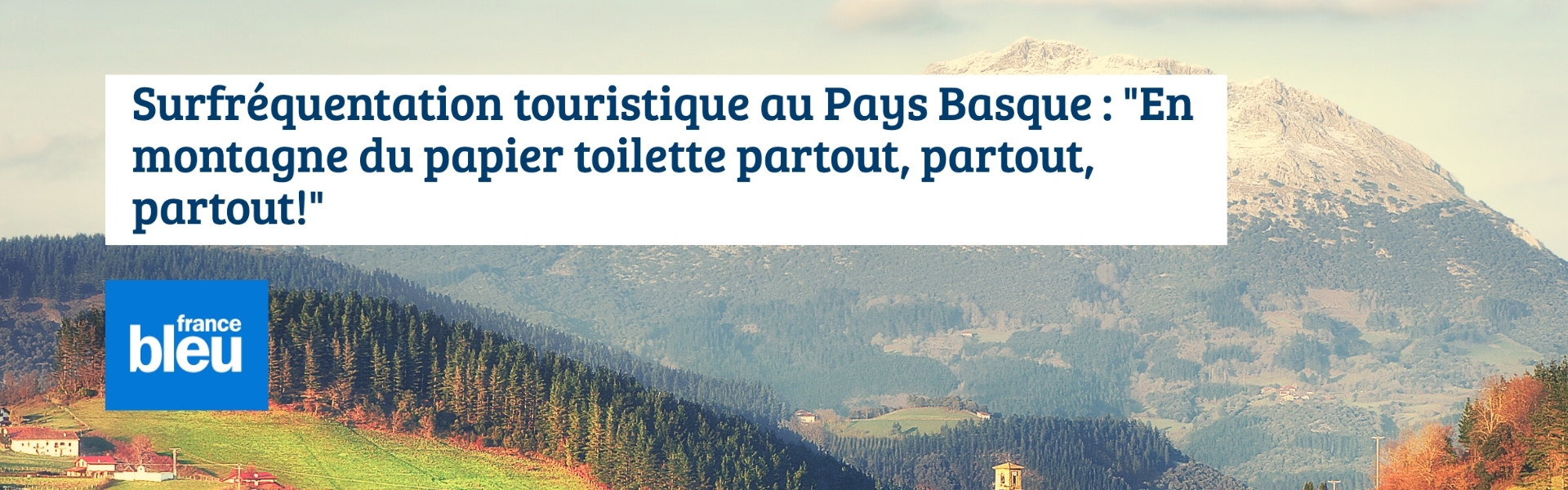 solutions toilettes sèches à la montagne