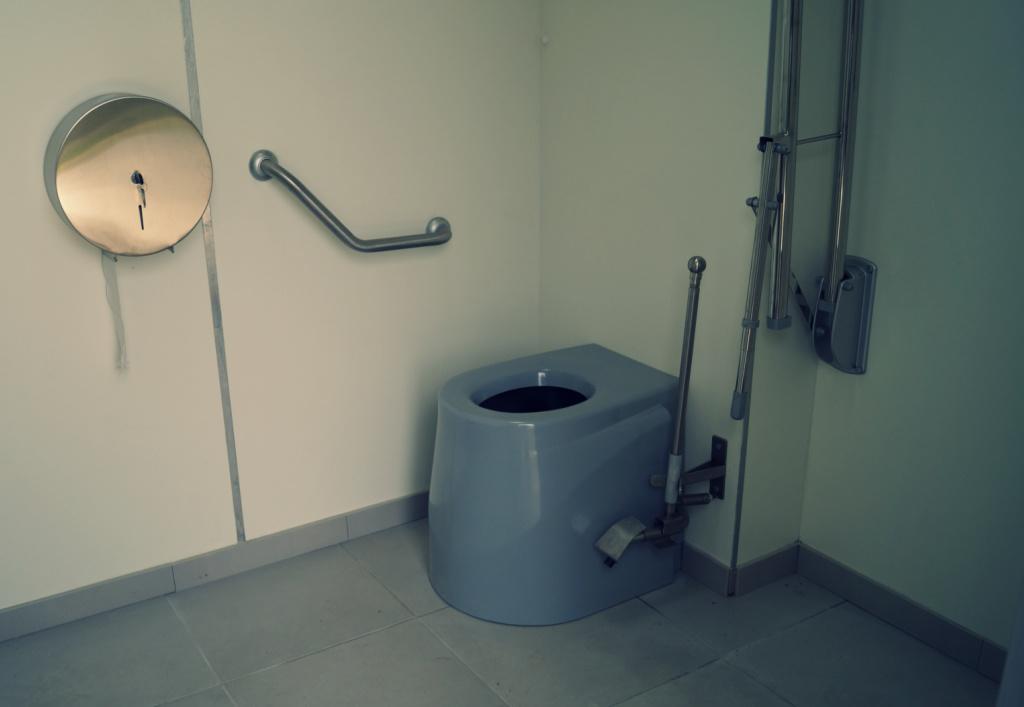toilettes sèches gros volume